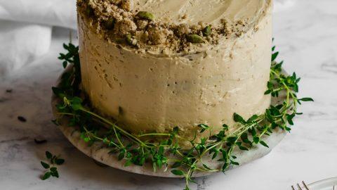 Awe Inspiring Apple Chai Cake Recipe Naturally Sweet Kitchen Funny Birthday Cards Online Fluifree Goldxyz