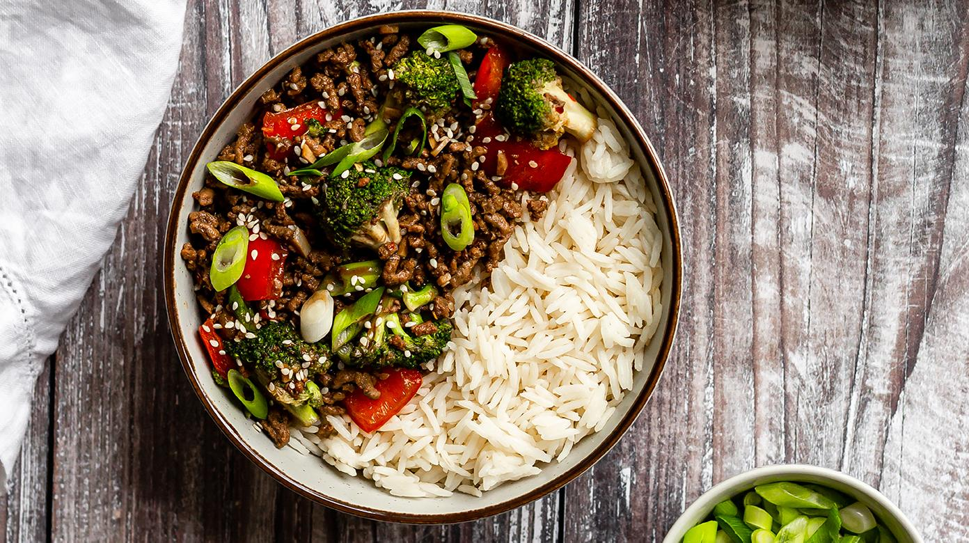 Easy Korean Beef Bulgogi With Broccoli Refined Sugar Free