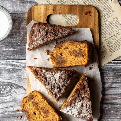 Coffee Loaf Cake